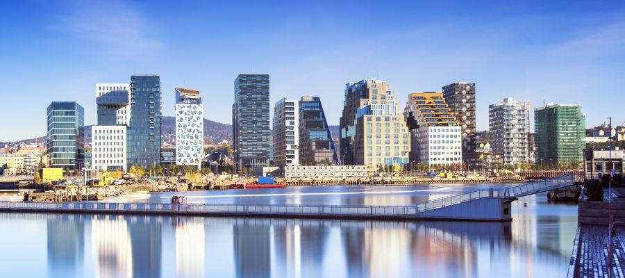 Impression von Oslo