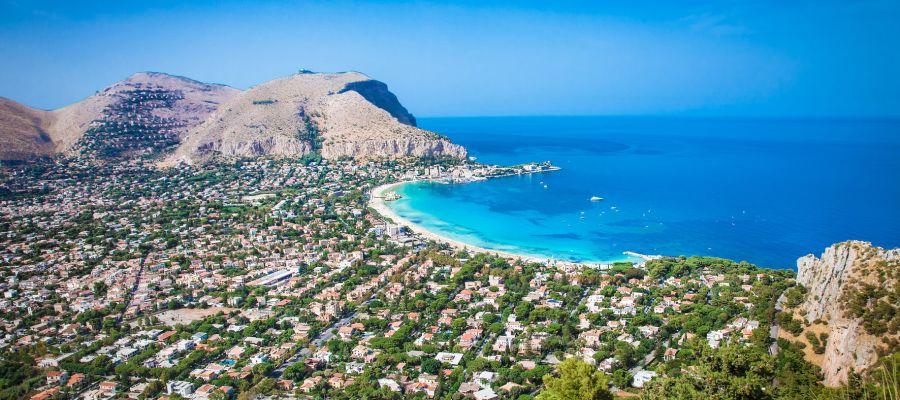 Impression von Palermo (Sizilien)