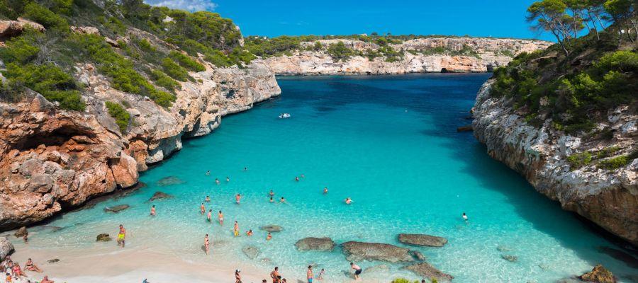 Impression von Palma (Mallorca)