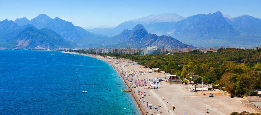 Impression von Antalya