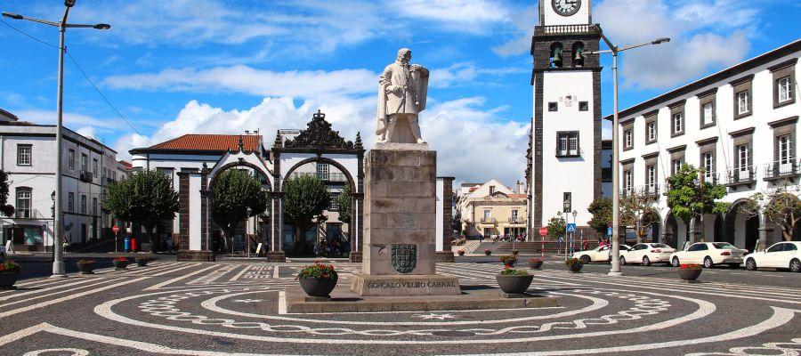 Impression von Ponta Delgada (Azoren)