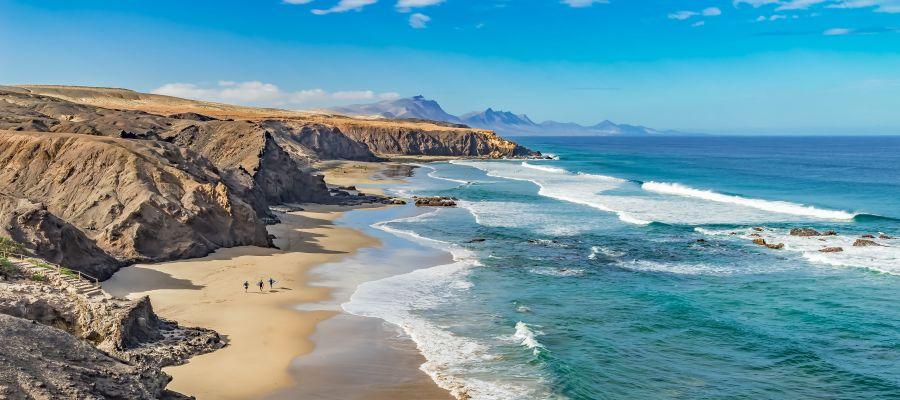 Impression von Puerto del Rosario (Fuerteventura)