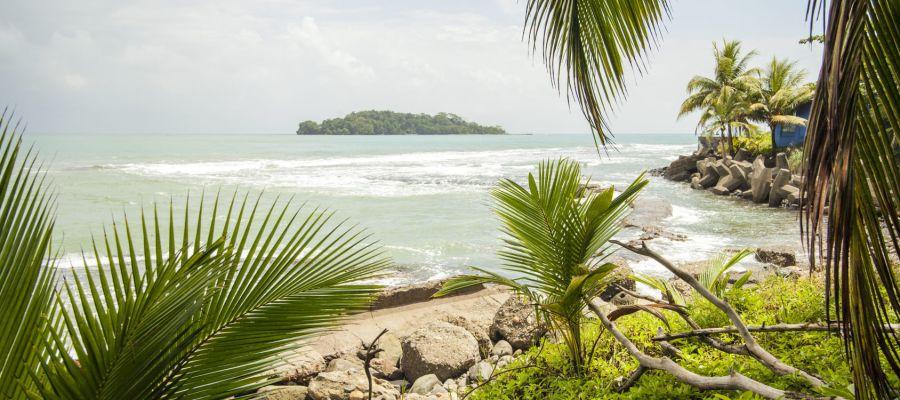 Impression von Puerto Limón