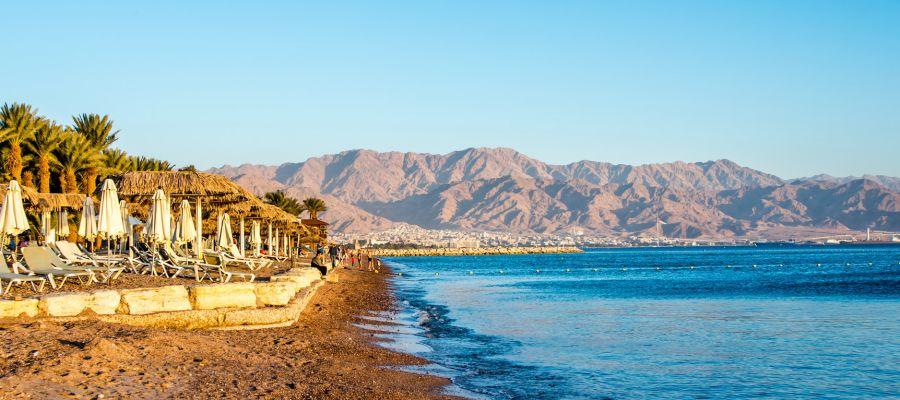 Impression von Aqaba