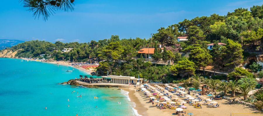 Impression von Argostoli (Kefalonia)