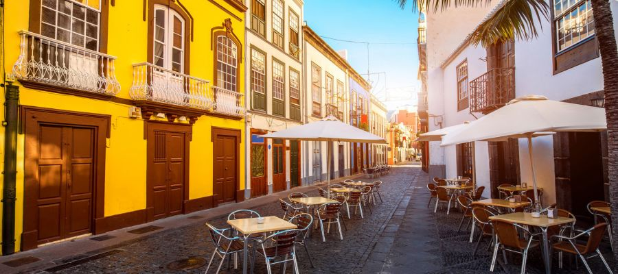 Impression von Santa Cruz (La Palma)