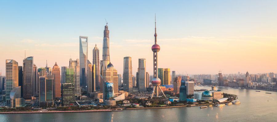 Impression von Shanghai