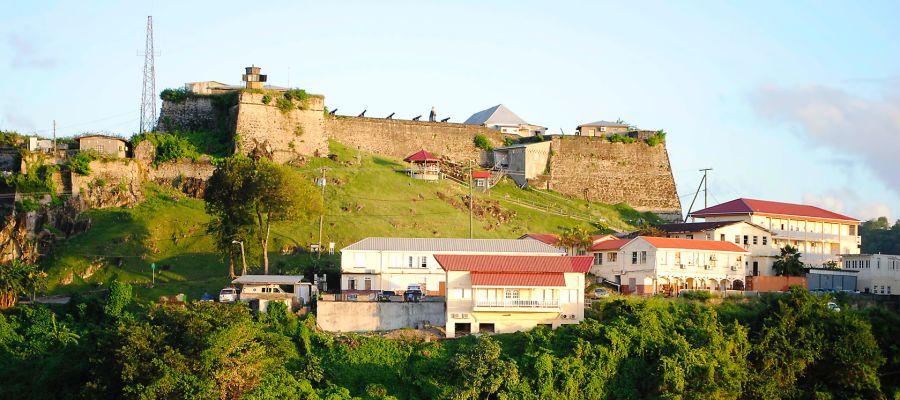 Impression von St. George's (Grenada)