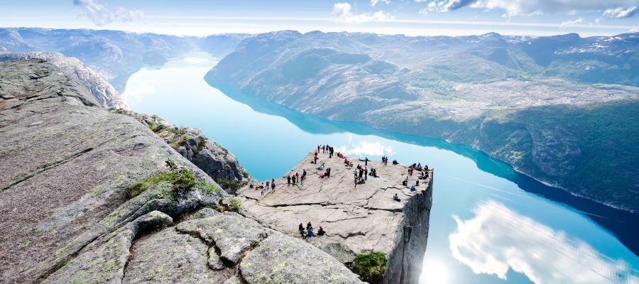 Impression von Stavanger