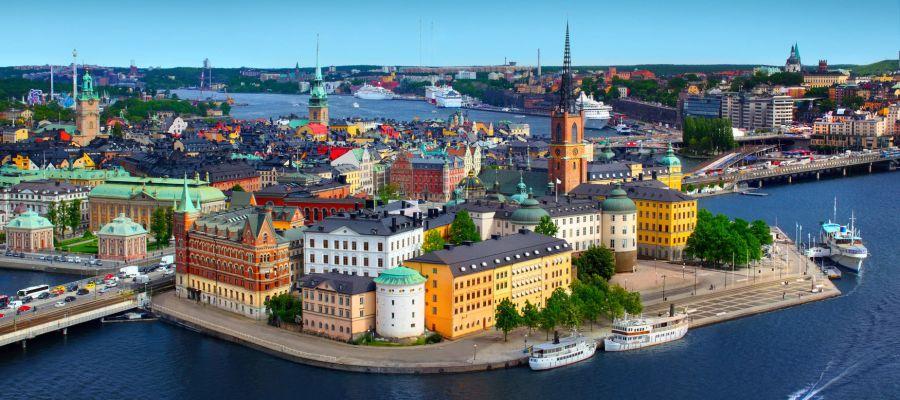 Impression von Stockholm