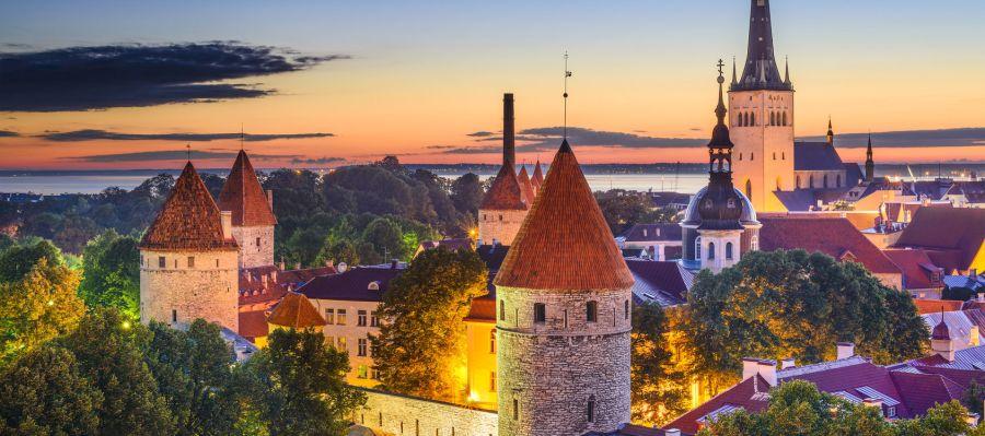 Impression von Tallinn