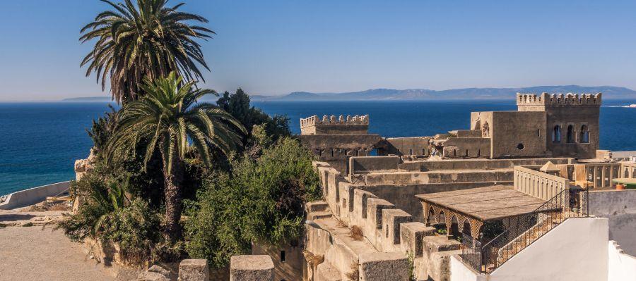 Impression von Tanger