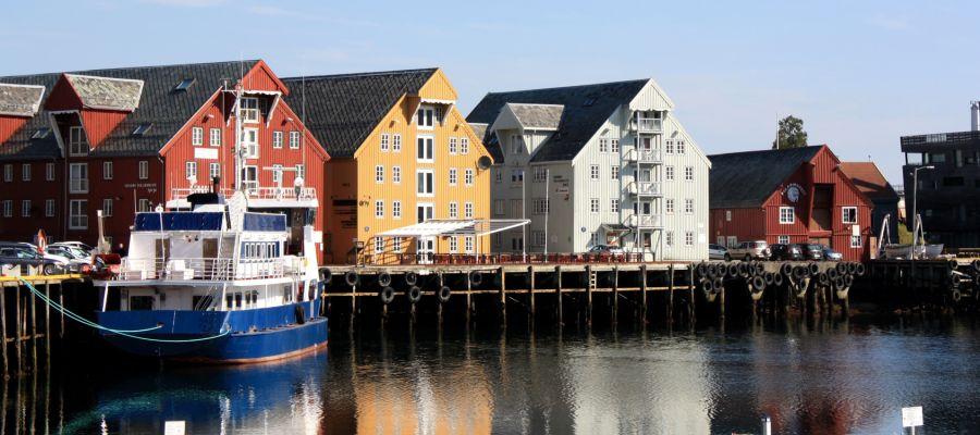 Impression von Tromsø