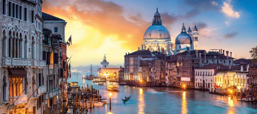 Impression von Venedig