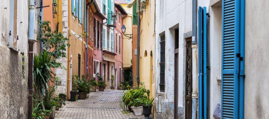 Impression von Villefranche-Sur-Mer