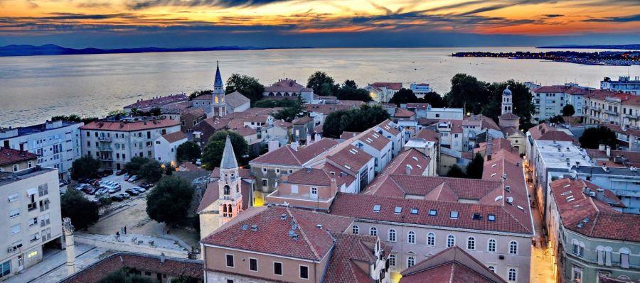 Impression von Zadar