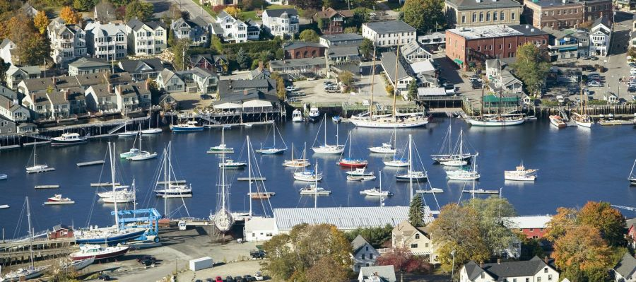Impression von Bar Harbor