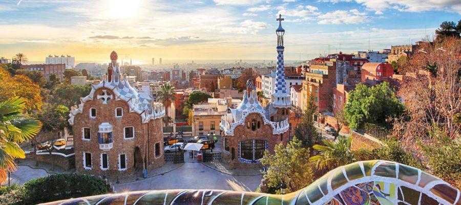 Impression von Barcelona