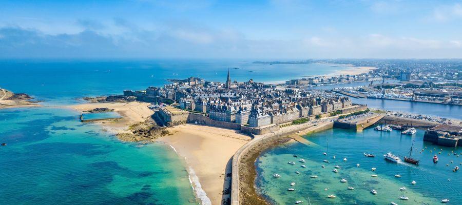 Impression von Saint-Malo