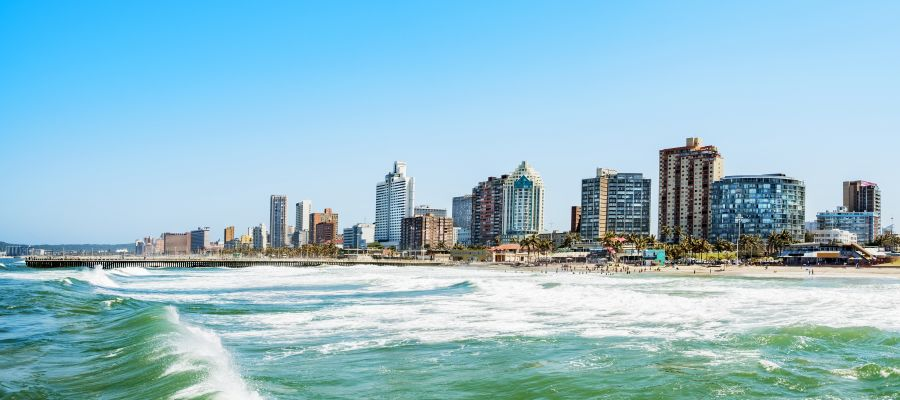 Impression von Durban