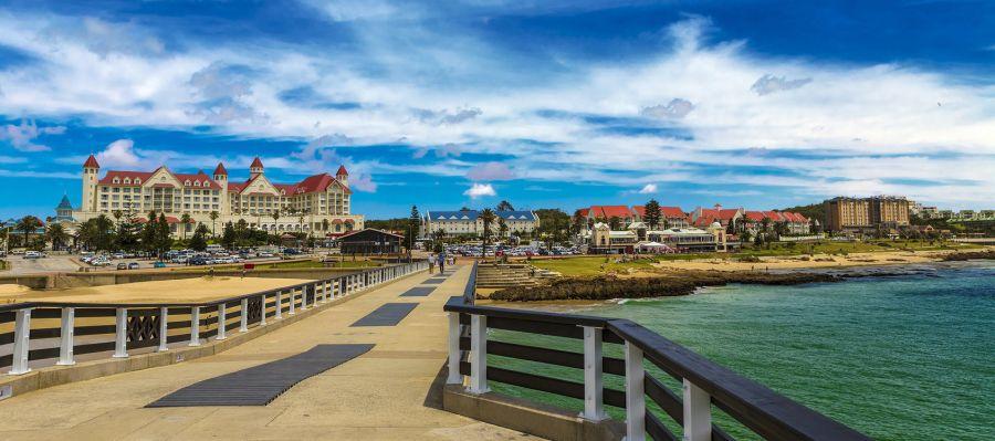 Impression von Port Elizabeth