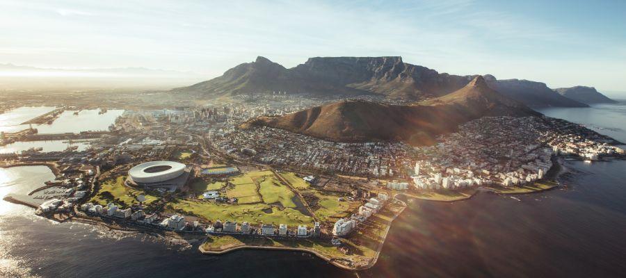 Impression von Kapstadt