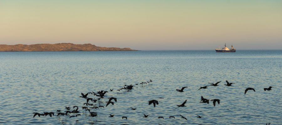 Impression von Lüderitz