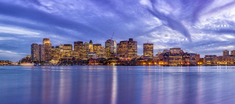 Impression von Boston