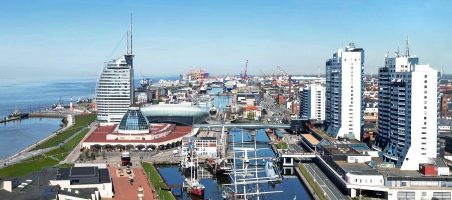 Impression von Bremerhaven