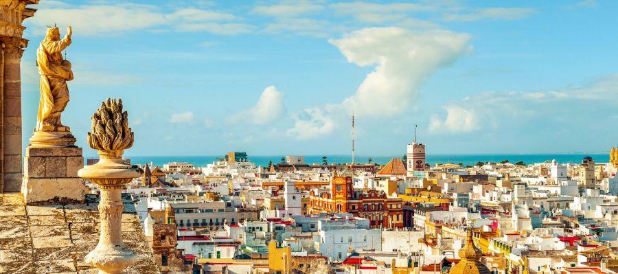 Impression von Cádiz