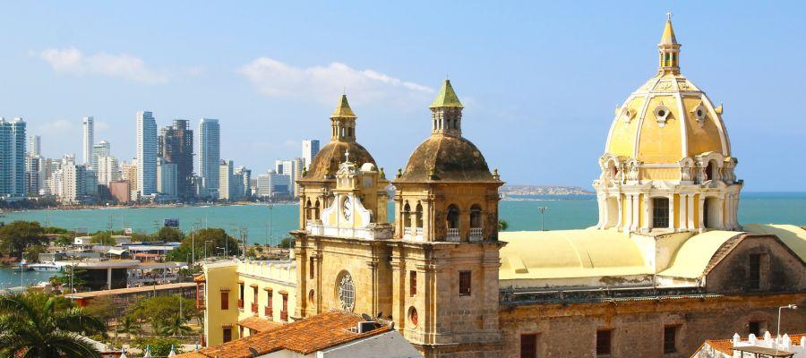 Impression von Cartagena