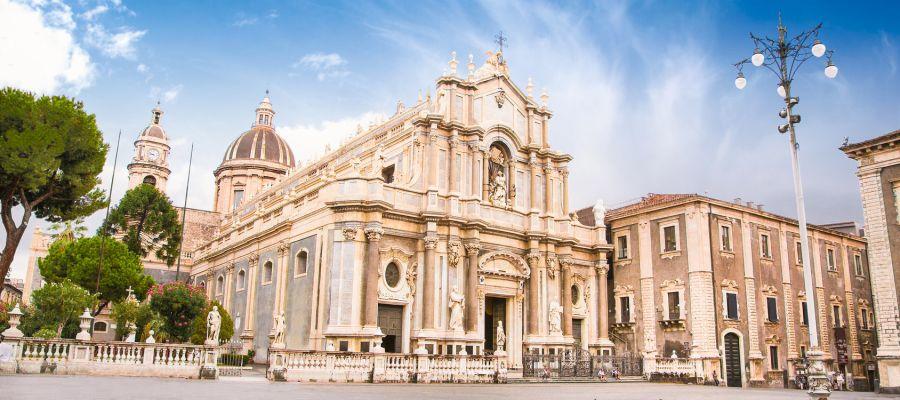 Impression von Catania (Sizilien)