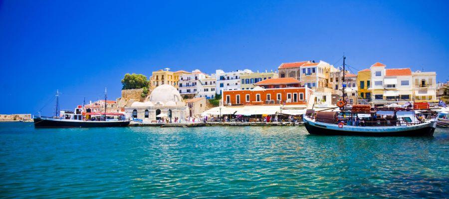 Impression von Chania (Kreta)