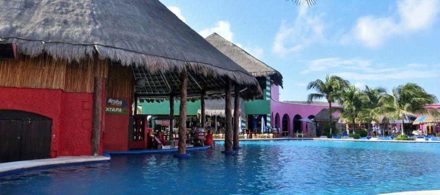 Impression von Costa Maya