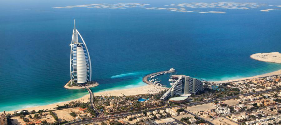 Impression von Dubai