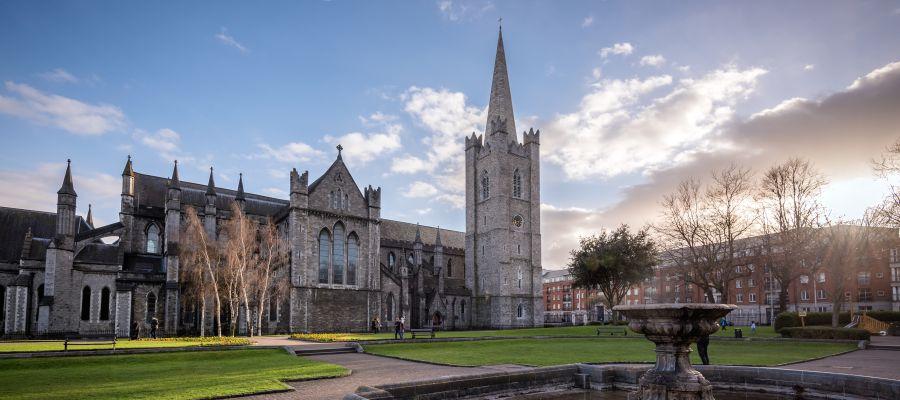 Impression von Dublin