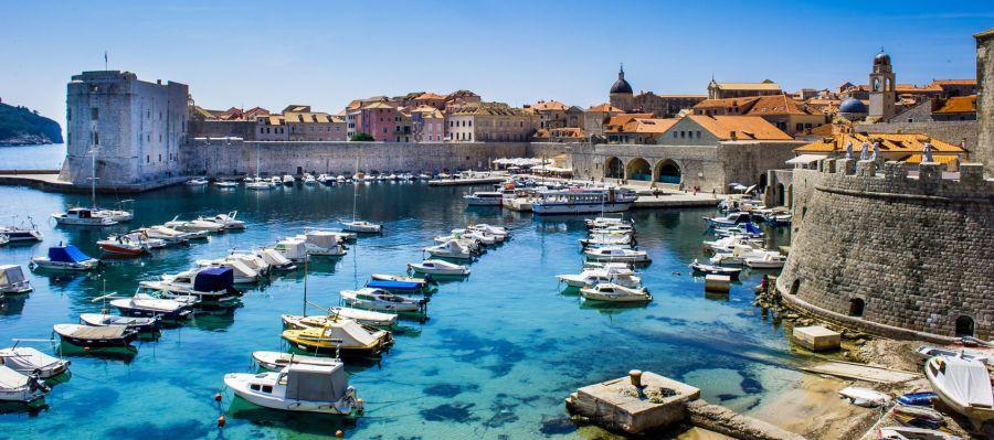 Impression von Dubrovnik