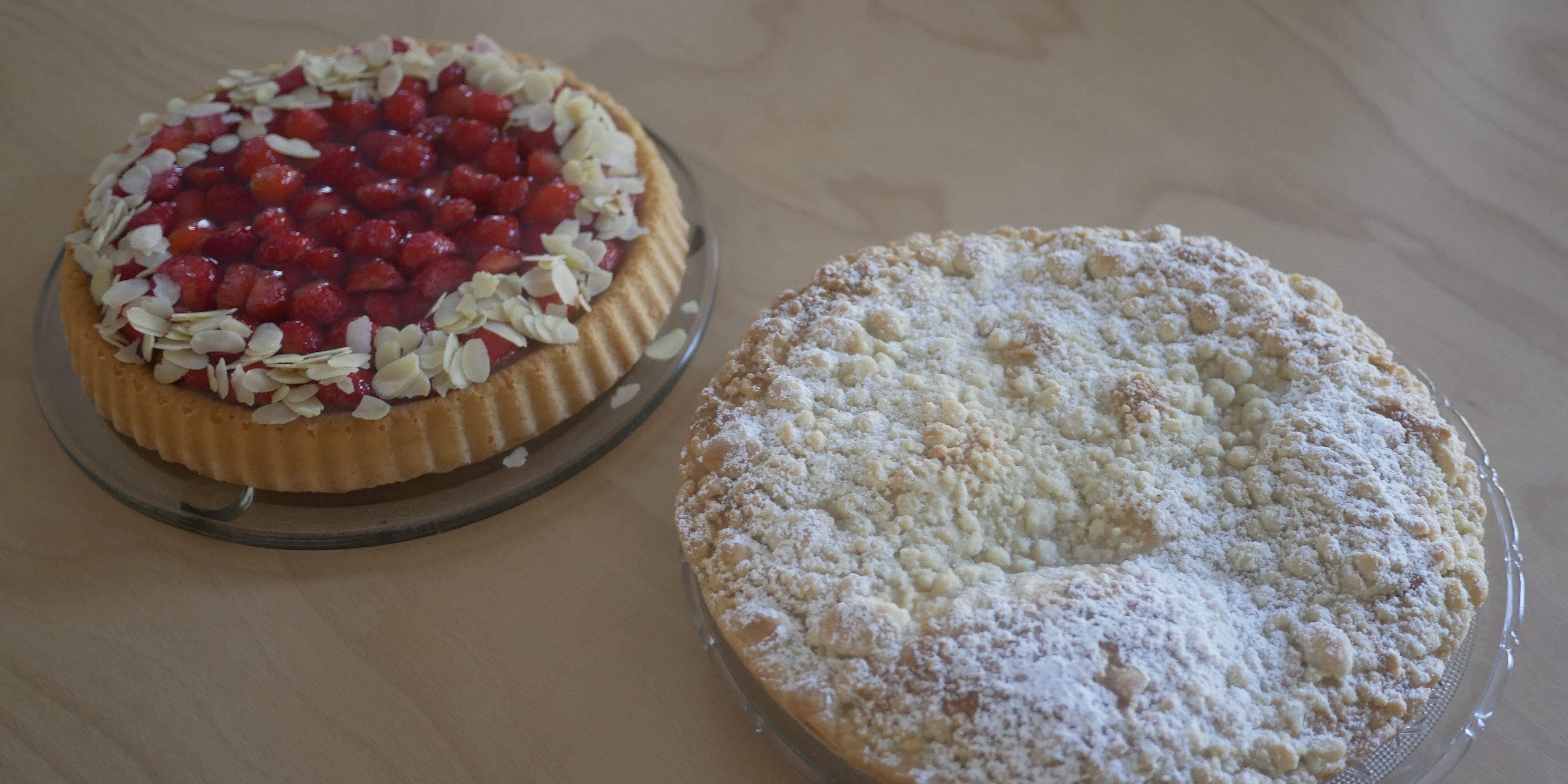 Kuchen von Julian