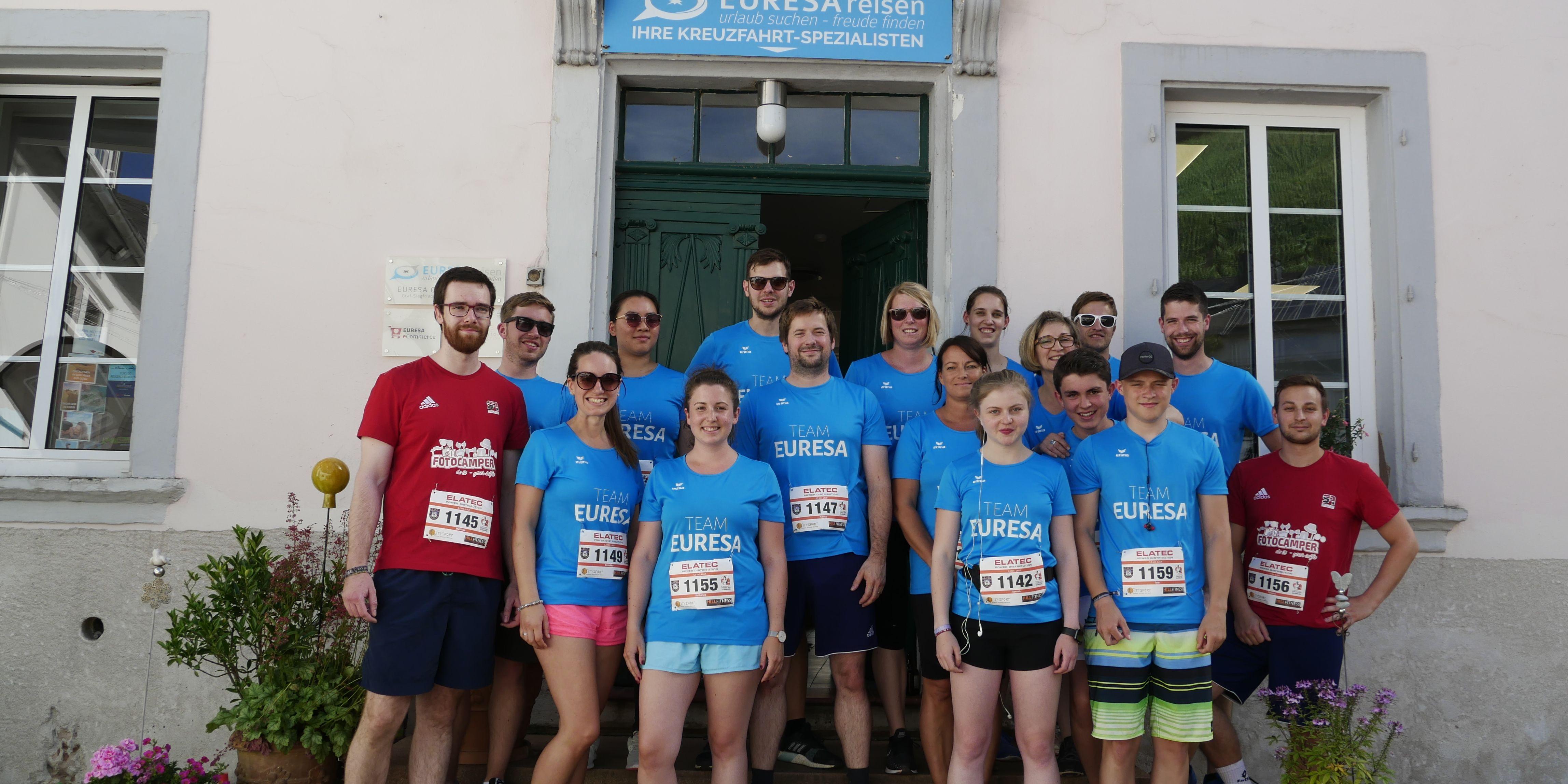 Team Saarburger Firmenlauf 2019