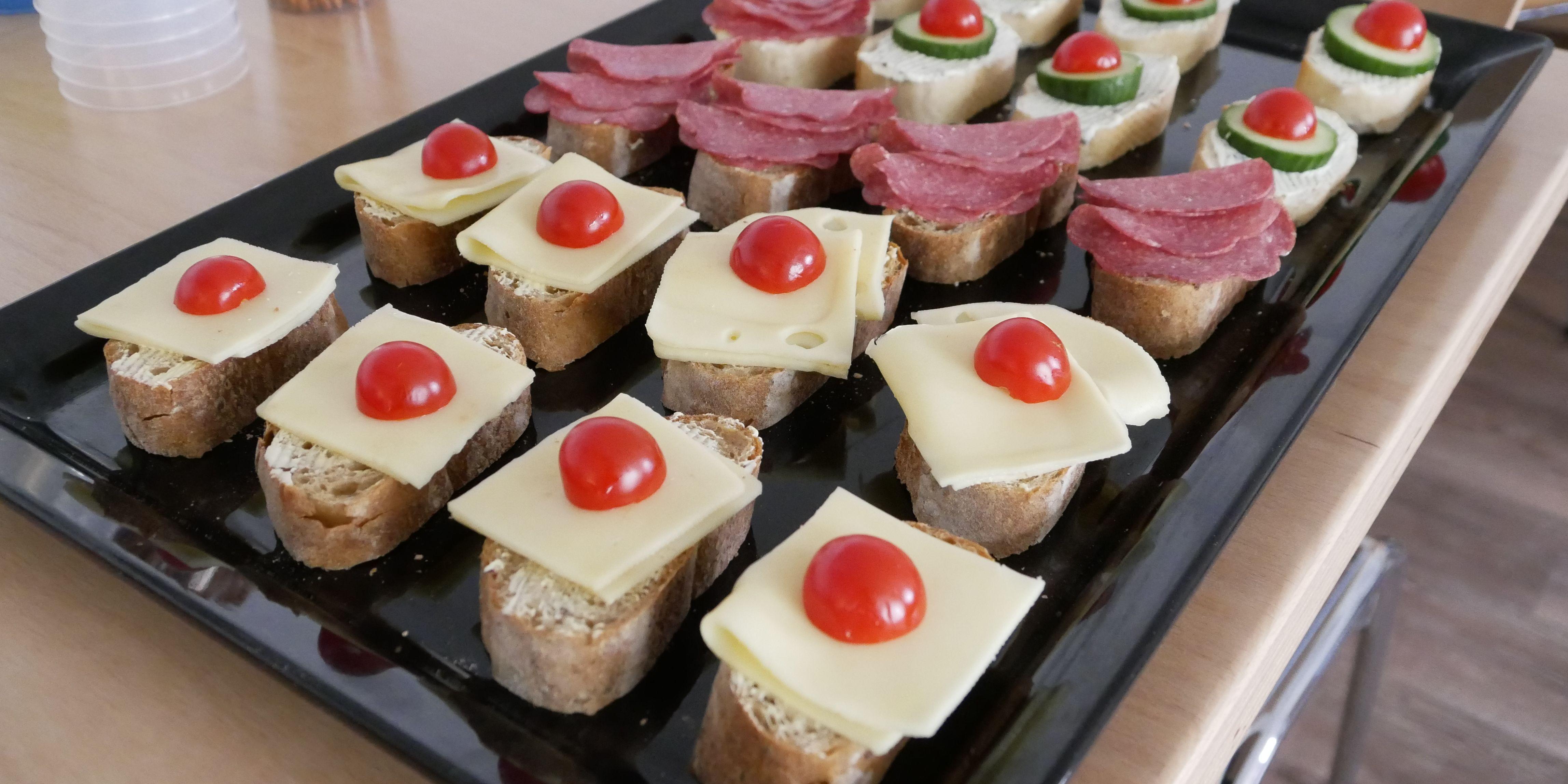 Saarburger Markttage 2019 Snacks