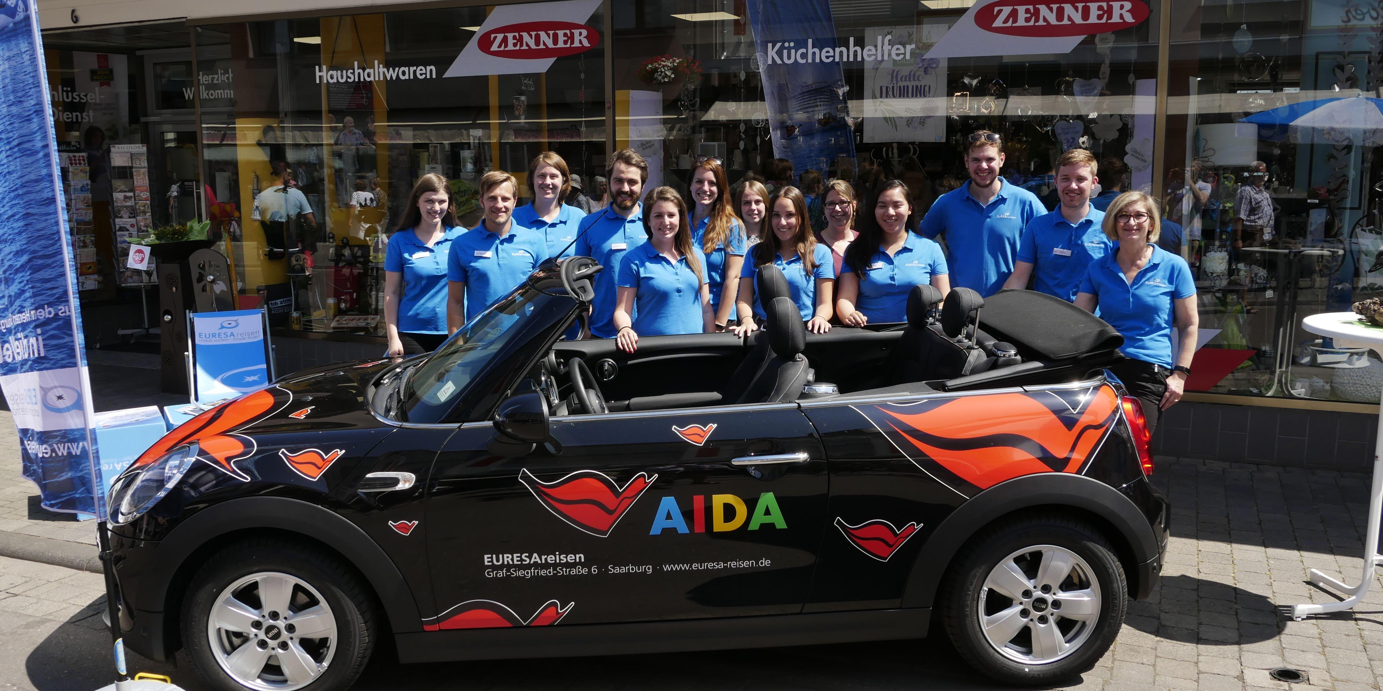 EURESA Team Saarburger Markttage 2019