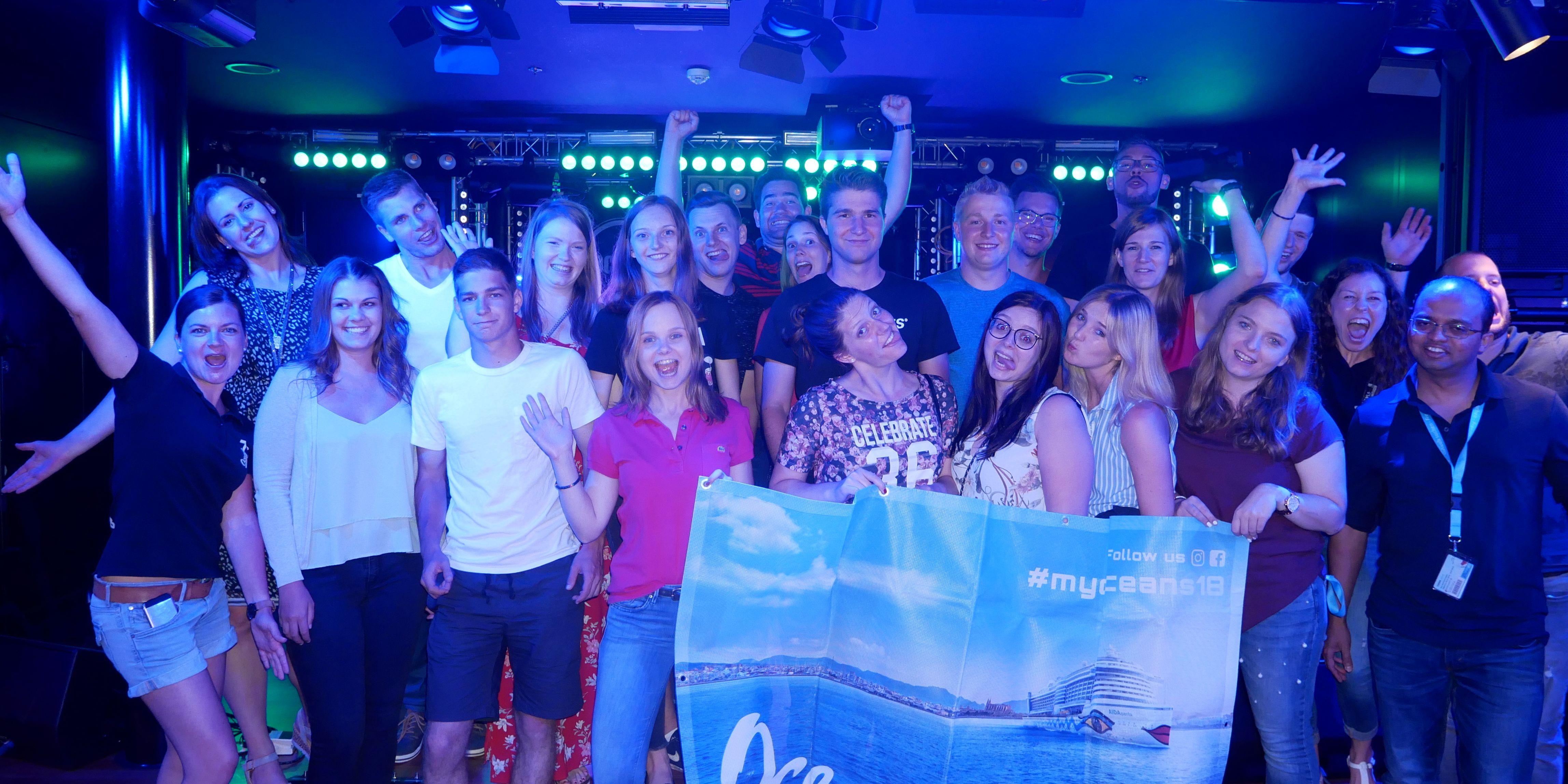 Oceans18 Gruppe