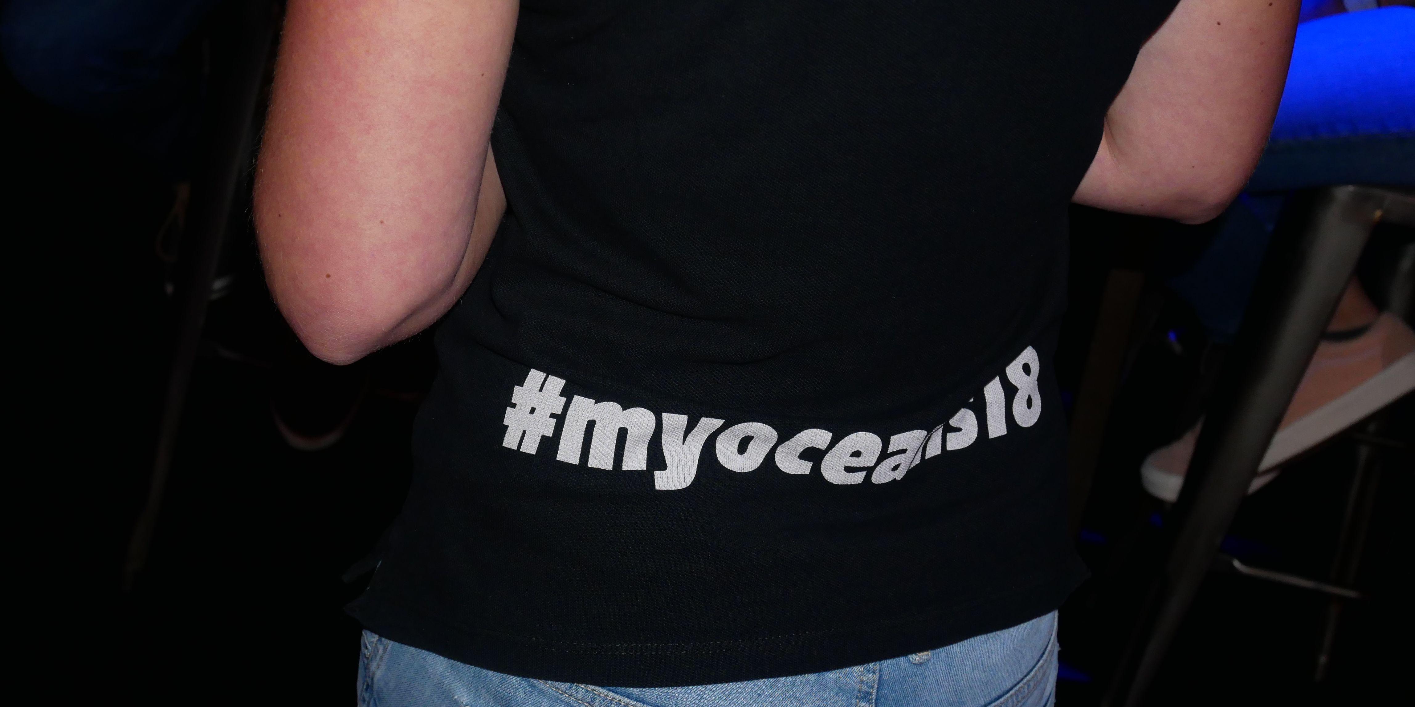 Oceans18 T-Shirt