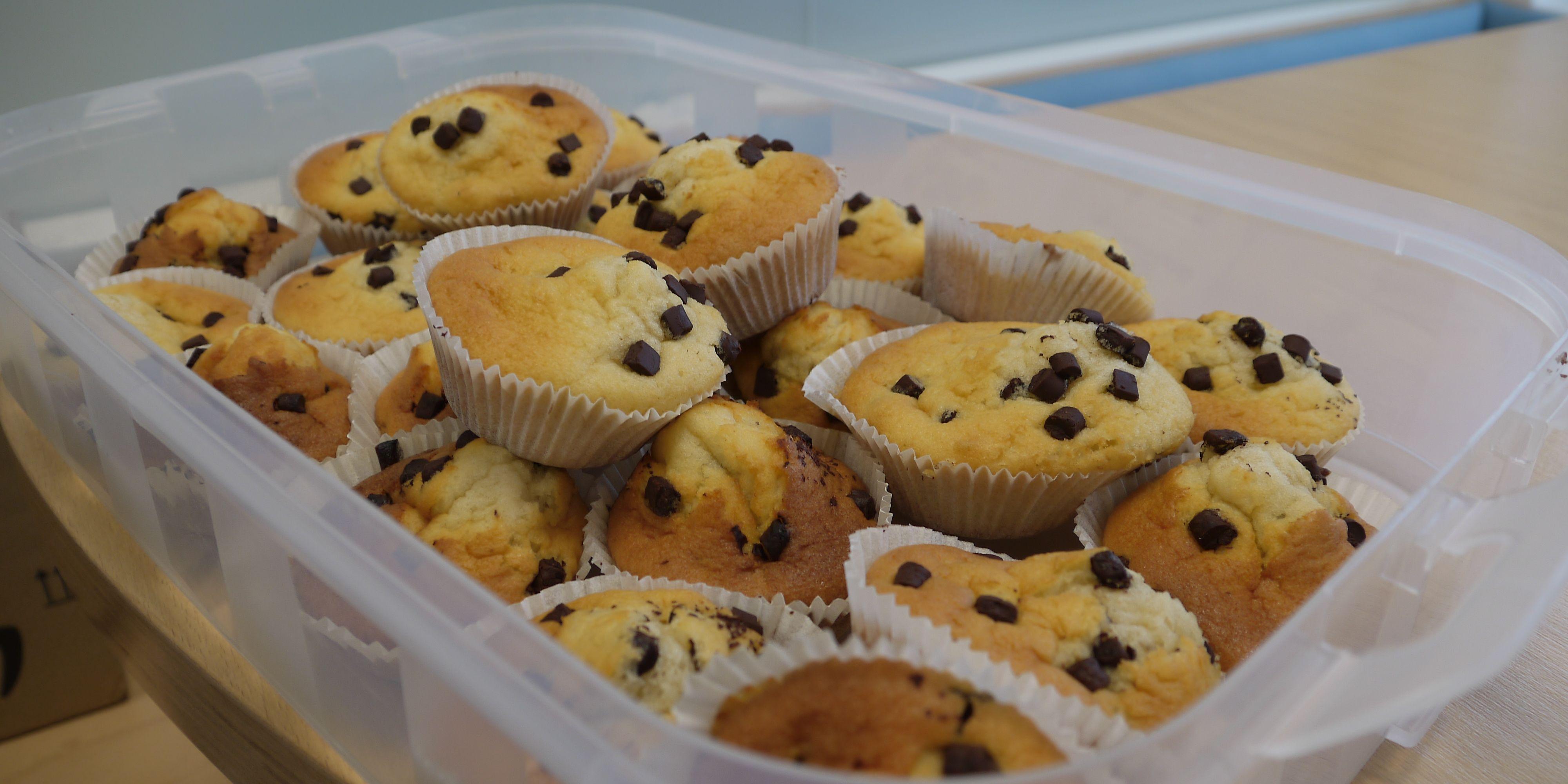 Muffins von Aicha