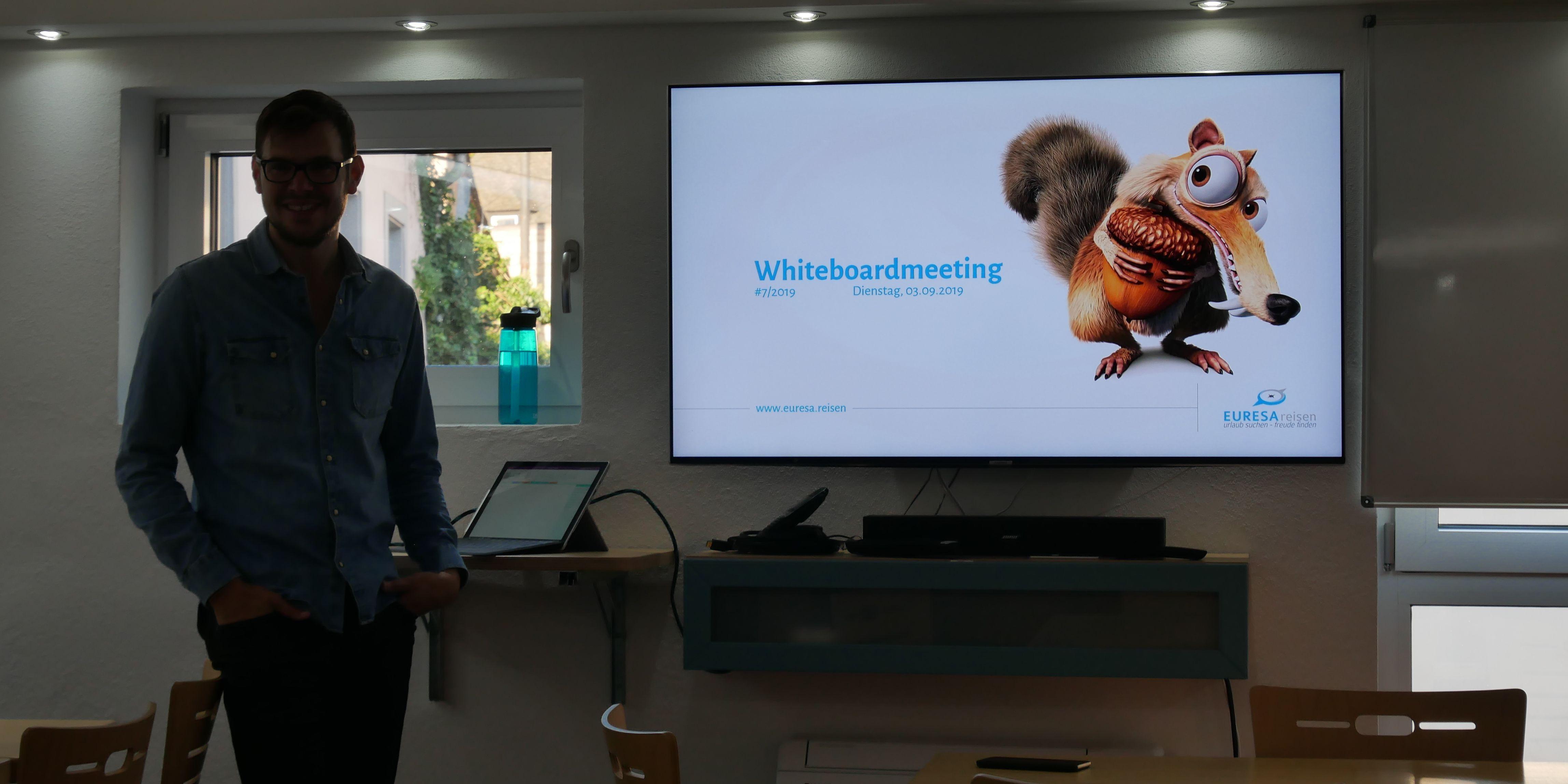 Whiteboardmeeting