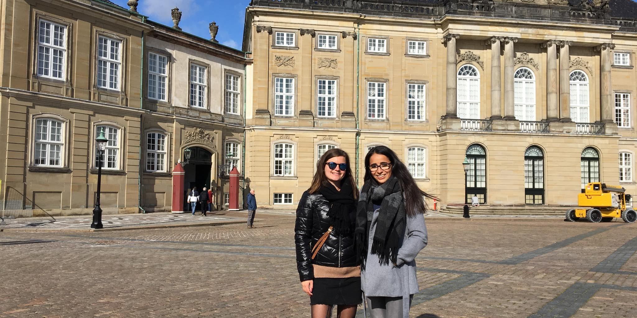 Julia und Aicha