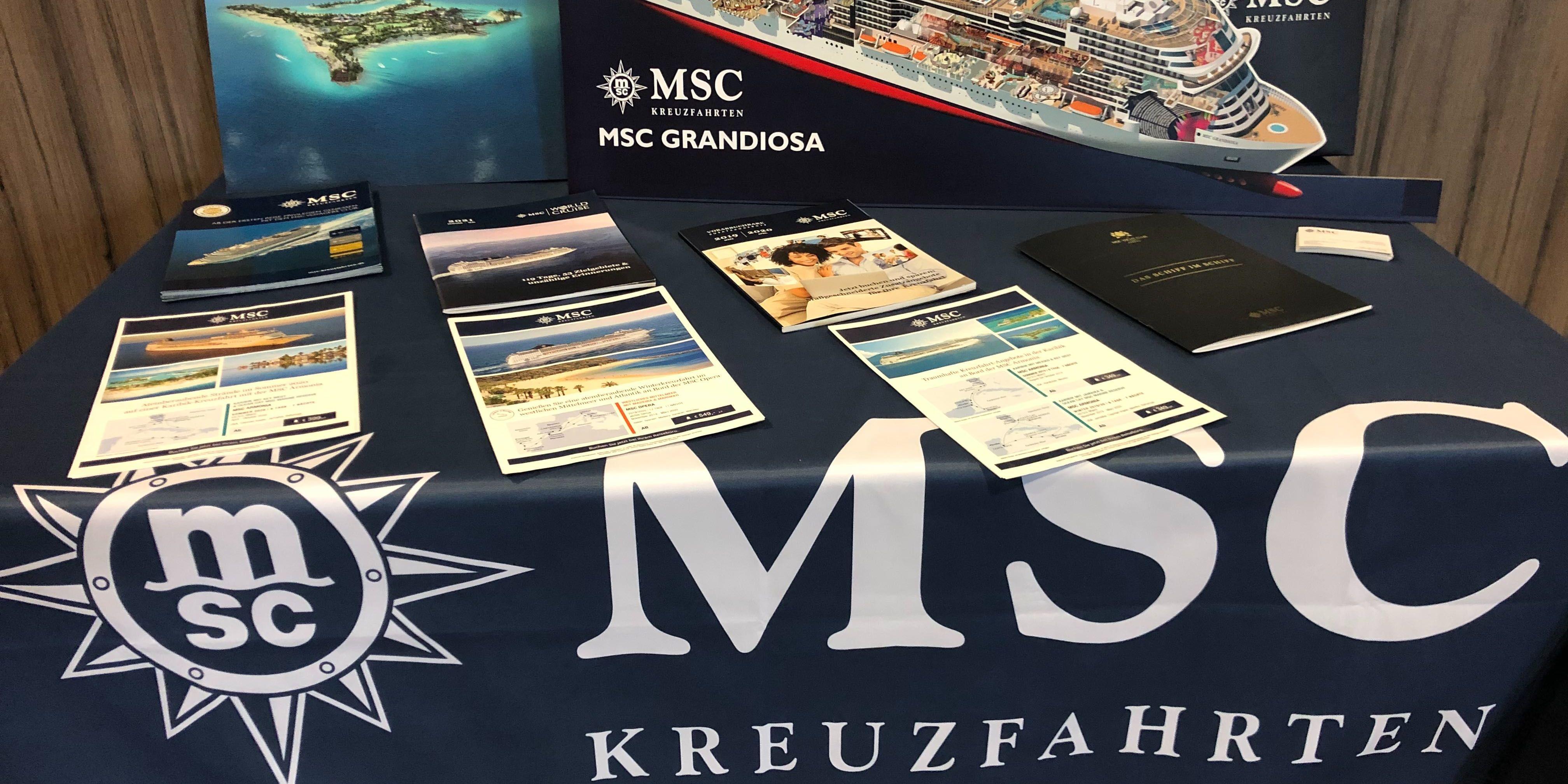MSC Tisch