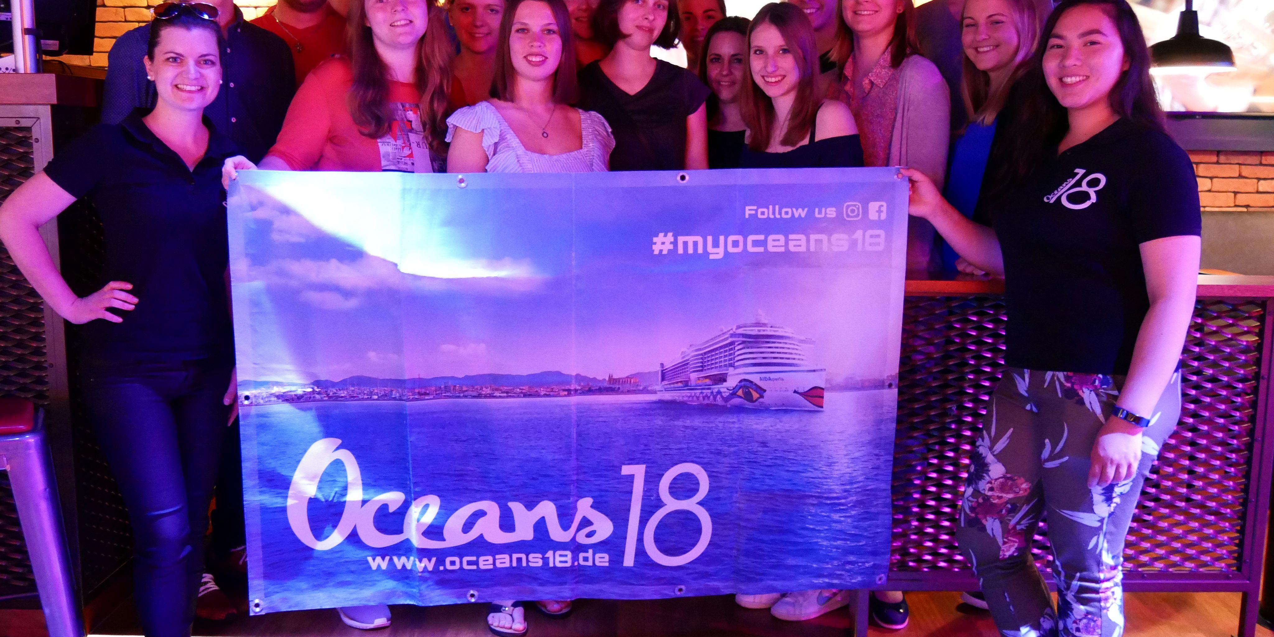 Oceans Gruppe 1 2019