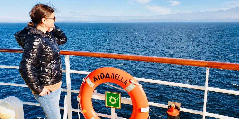 EXPIreise mit AIDAbella