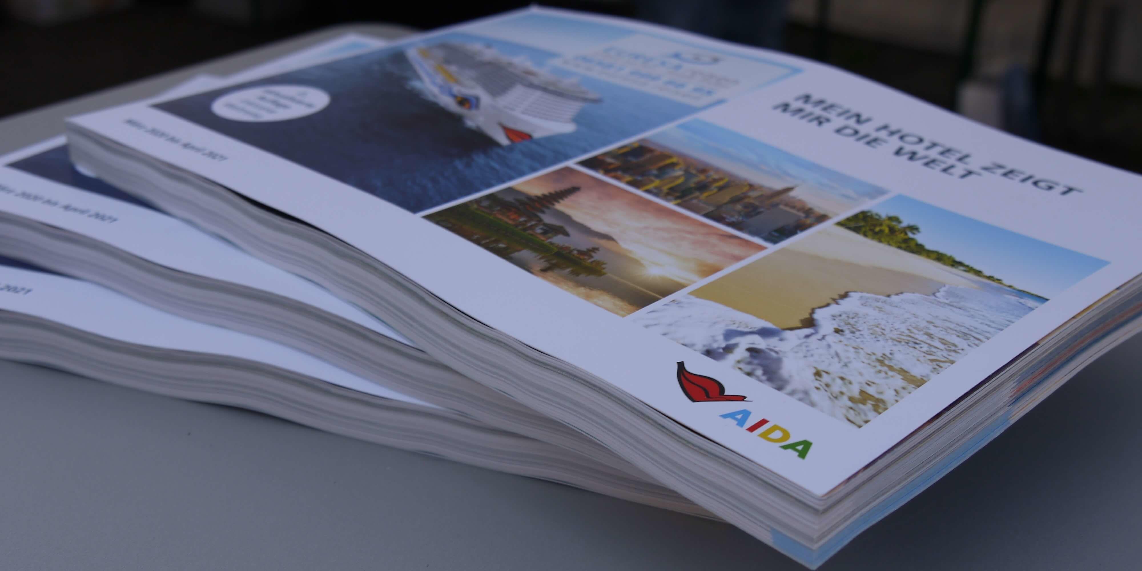 AIDA Kataloge